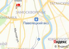 Площадка у метро Полянка
