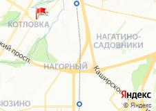 Мини-футбольный зал (метро Нагорная)