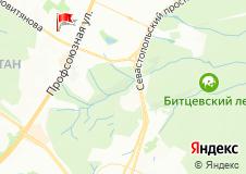 Площадка на Островитянова 25 к1