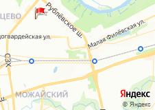 Спортивная площадка на Ельнинской