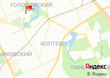 Спортивный комплекс МГТУГА