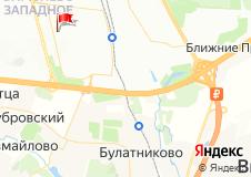 Мини-футбольный зал на пр. Востряковском