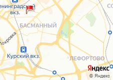 Мини-футбольный зал (метро Комсомольская)