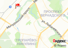 Спортплощадка на ул. Б. Очаковская