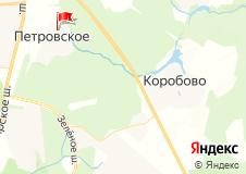 Футбольное поле в Петровском