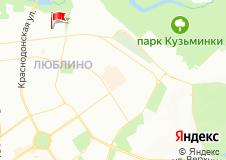 Мини-футбольный зал (метро Волжская, Люблино)