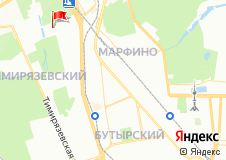 Футбольные поля СК МСХА им.Тимирязева