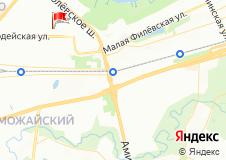 Футбольное поле (метро Кунцевская, Молодежная)
