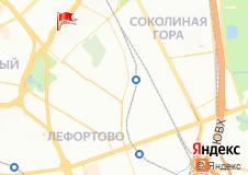 Спорткомплекс МГТУ им. Баумана
